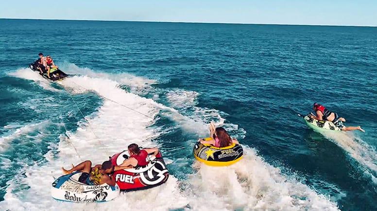 Jet Ski, Wakeboard, Tubing, SUP and More, Day Pass - Geraldton, WA