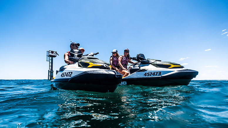 Jet Ski, Wakeboard, Tubing, SUP and More, Day Pass - Broome, WA