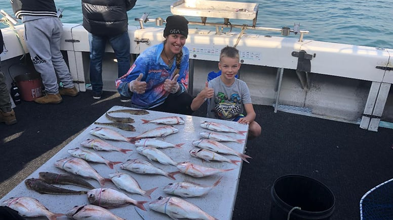 Fishing Day Trip for Adult and Child, 5 Hours - Melbourne