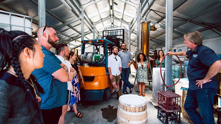 Whisky Tasting Tour with Lunch, Full Day - Departs Hobart, Tasmania