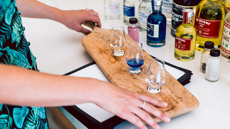 Gin Tasting Tour with Lunch, Full Day - Departs Hobart, Tasmania