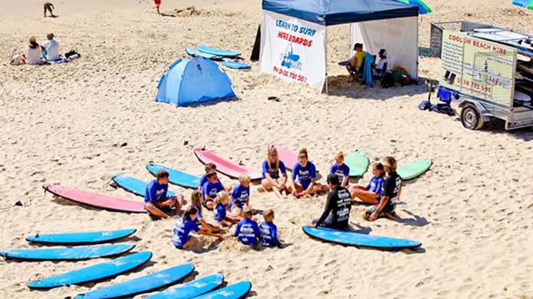 Private Surf Lesson, 1.5 Hours - Coolum, Sunshine Coast