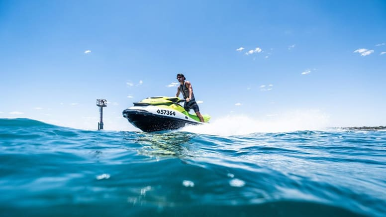 Jet Ski Hire, 30 Minutes - Geraldton, Western Australia