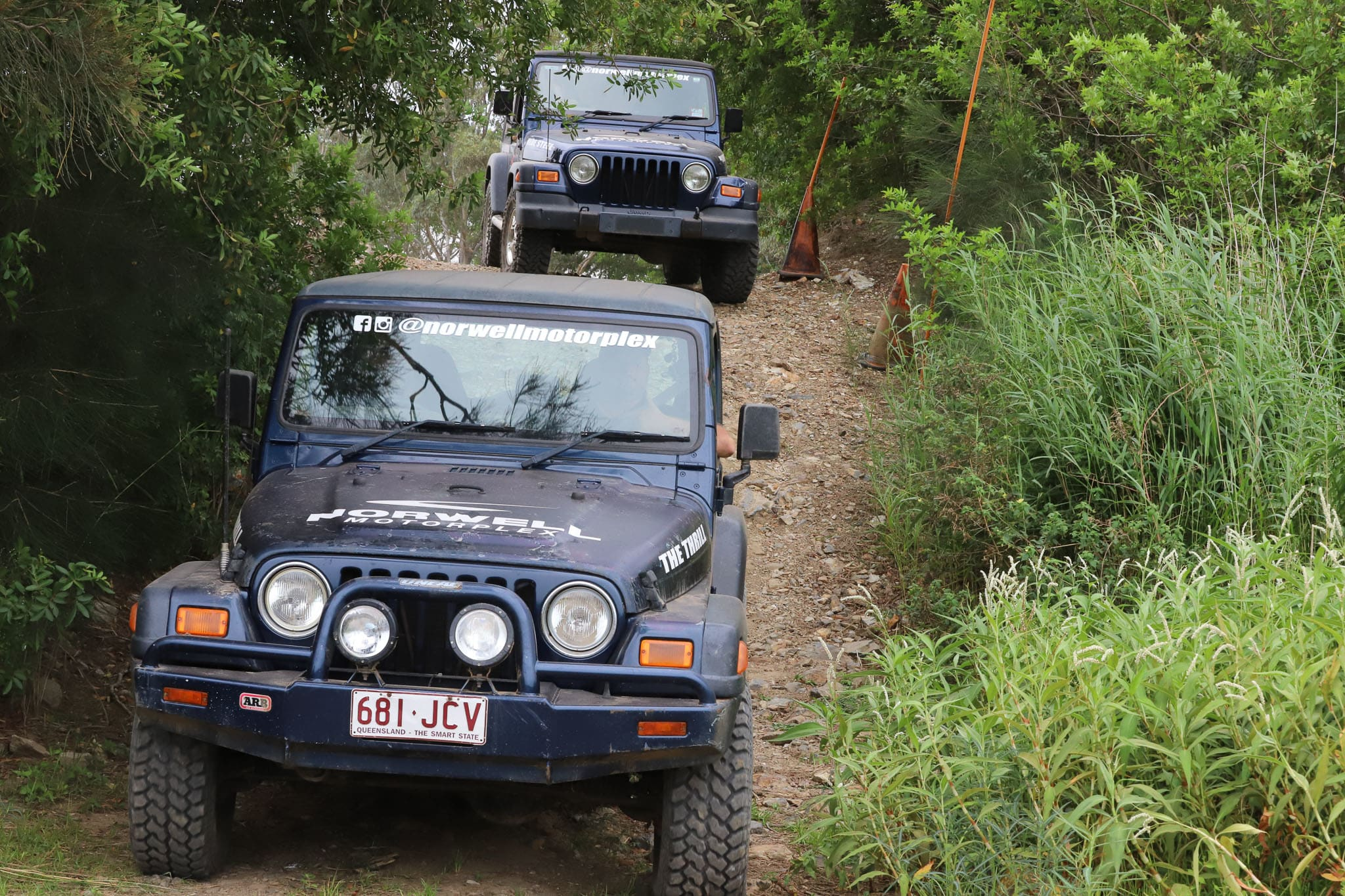 4x4 Jeep Off Road Experience, 30 Minutes - Norwell Motorplex, Gold Coast