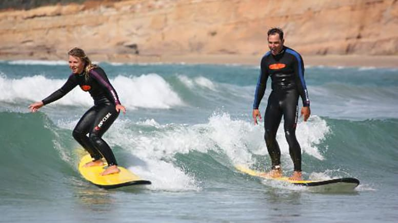 Private Surfing Lesson, 2 Hours - Torquay, Great Ocean Road