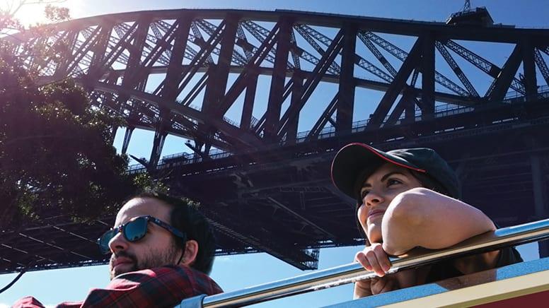 Sydney to Bondi  Hop On Hop Off Bus Ticket - 24 Hour
