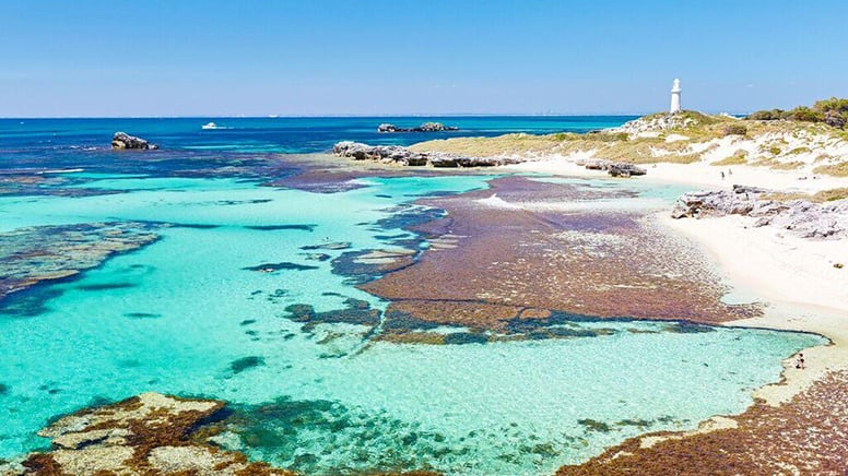 Rottnest Island Return Ferry Ticket - Fremantle