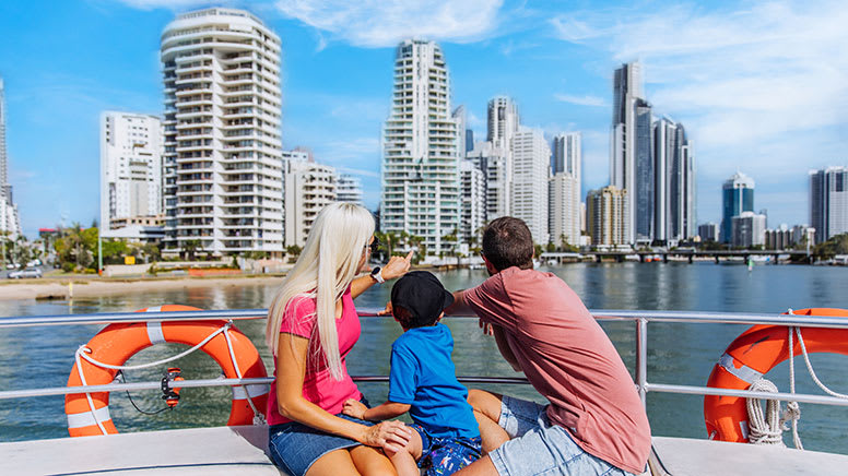 Hop On Hop Off Ferry Ticket, 1 Day – Gold Coast