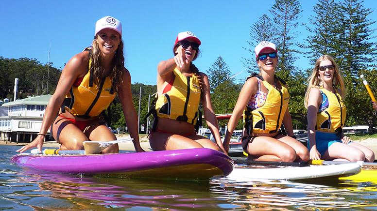 Stand Up Paddle Board Rental, 2 Hours - Spit Bridge, Mosman