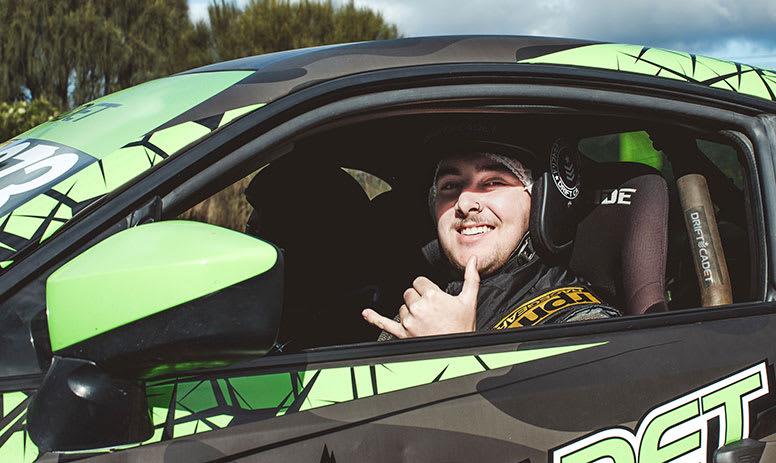 Drift Hot Laps, 5 Laps - Winton Motor Raceway, Melbourne
