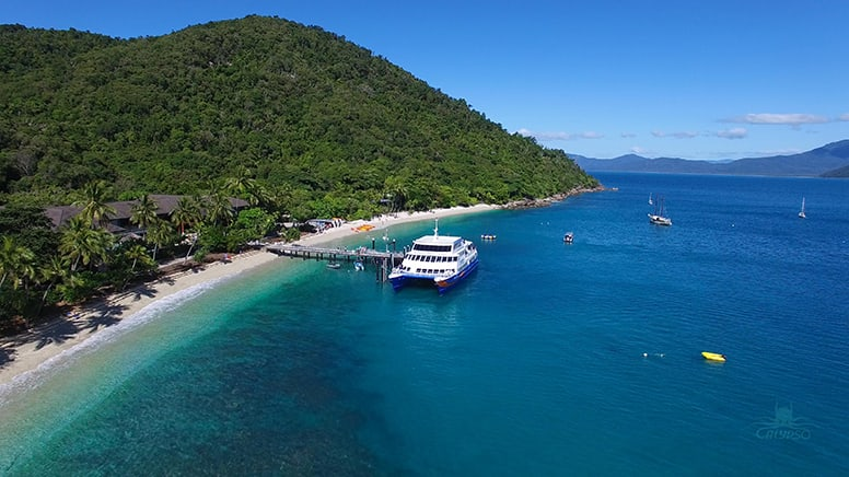 Fitzroy Island Return Transfer Cruise - Departs Cairns