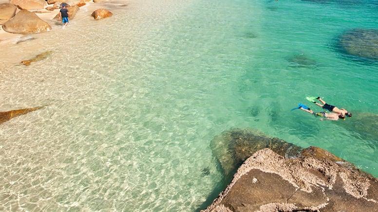 Fitzroy Island Return Transfer Cruise - Departs Cairns