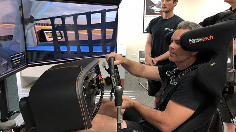 Race Car Simulator Experience, 1 Hour - Gold Coast