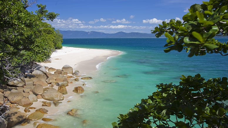 Return Cruise Transfers to Fitzroy Island - Departs Cairns