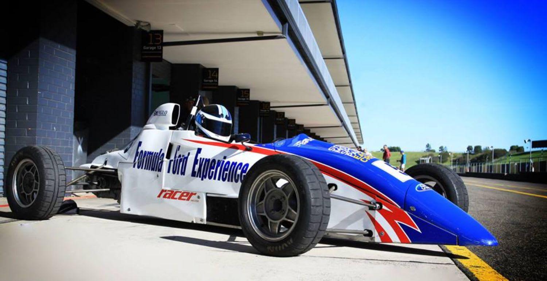 Drive an F1 Style Race Car, 20 Laps - Wodonga, VIC