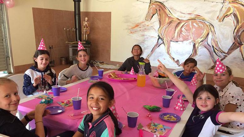 Kids Pony Party, 1 Hour - Macclesfield, Melbourne