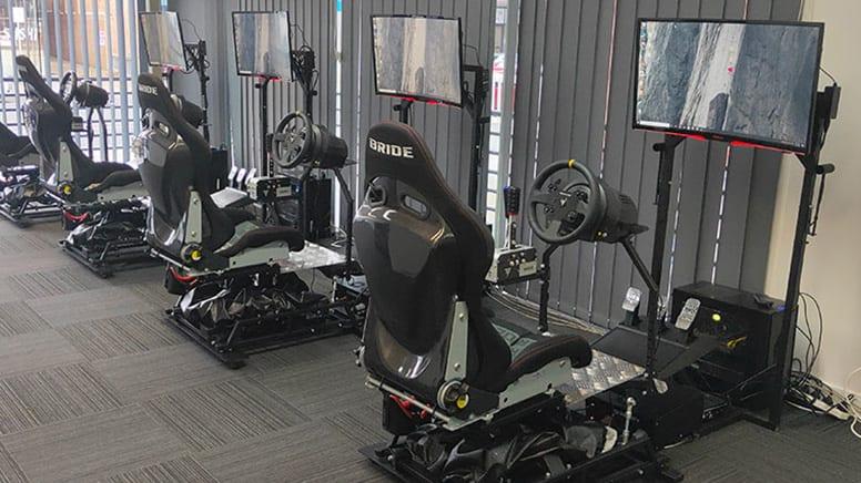 Virtual Reality Race Simulator, 1 Hour - Brisbane