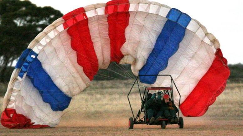 Aerochute Trial Instructional Flight, 15 Minutes - Melbourne