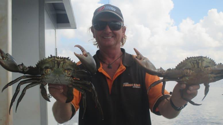Fishing and Crabbing Adventure, Half Day - Noosa