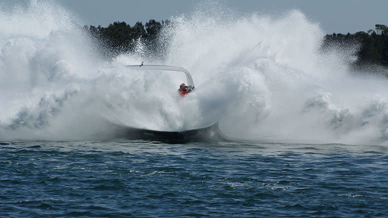 Jet Boat Thrill Ride, 25 Minutes – Central Coast
