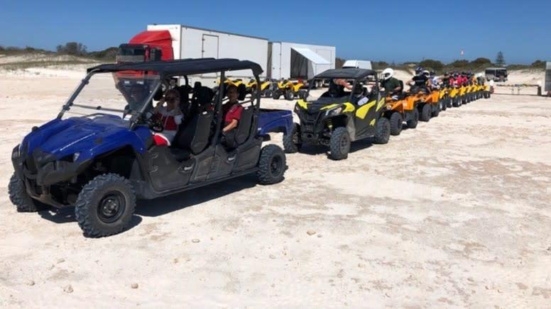 Dune Buggy & Quad Bike Tour, 60 Minutes – Lancelin Sand Dunes