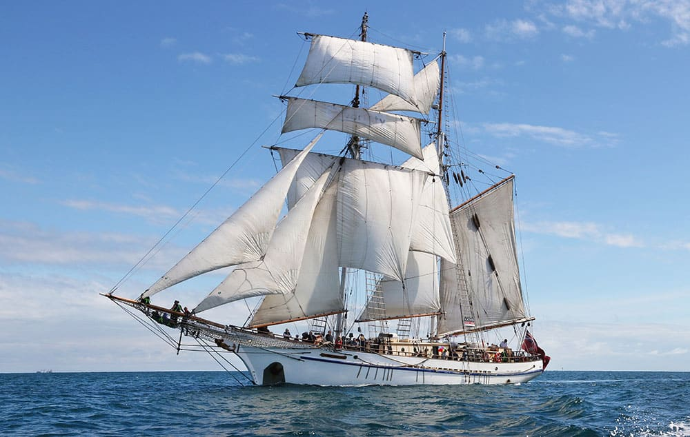 Tall Ship Cruise, 2 Hours - Port River, Adelaide