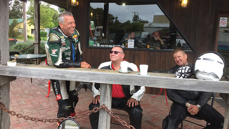 Retro-Style Motorcycle Hire, 1 Day - Great Ocean Road