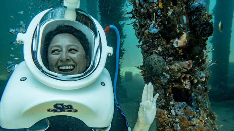 Undersea Walk, 30 Minutes – Busselton Jetty