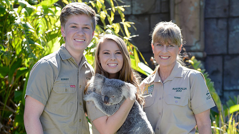Australia Zoo Entry with Transfers – Departs Brisbane