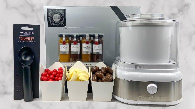 Home Made Ice Cream Maker Kit
