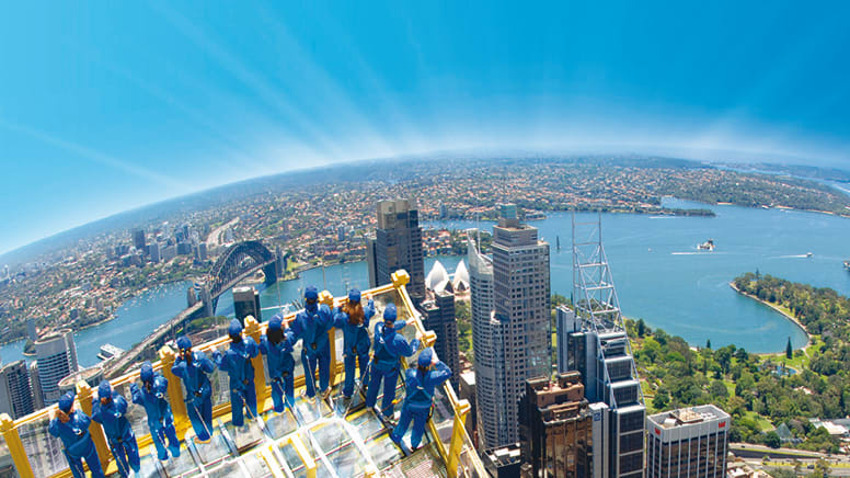 SKYWALK scenic tour, 60 Minutes - Sydney Tower Eye