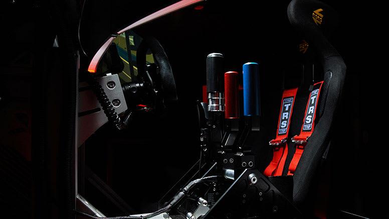 Race Car Simulator Experience, 30 Minutes - Melbourne