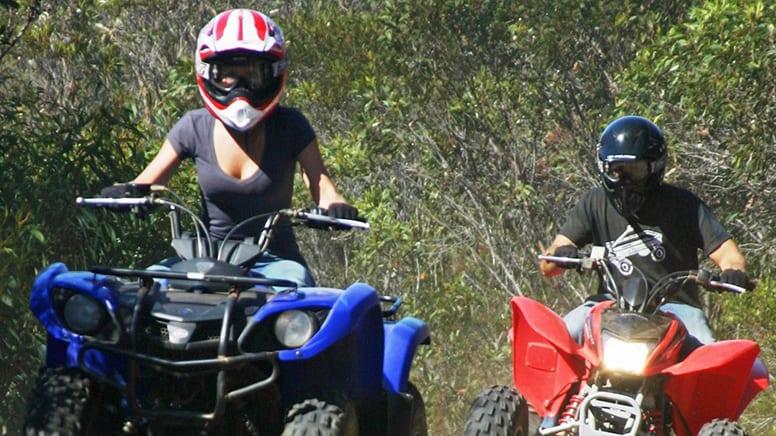 All Terrain Quad Bike Adventure, 2 Hours – Kangaroo Island