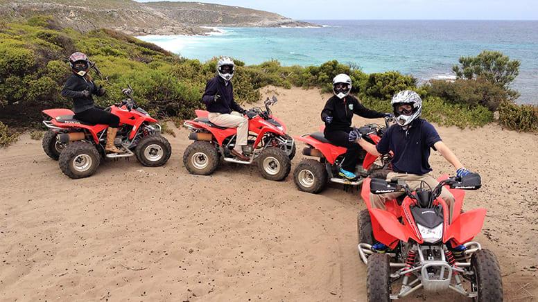 Extreme Quad Bike Adventure, 3 Hours – Kangaroo Island