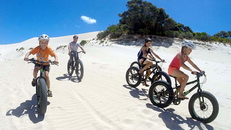Fat Bike Tour, 2 Hours - Kangaroo Island
