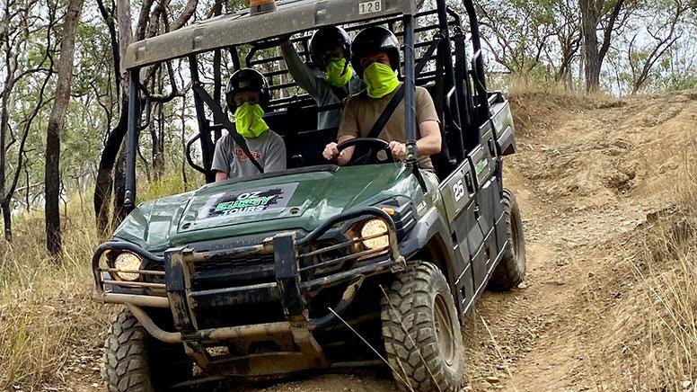 Off Road 4x4 Buggy Tour, 2 Hours – Kingaham, QLD
