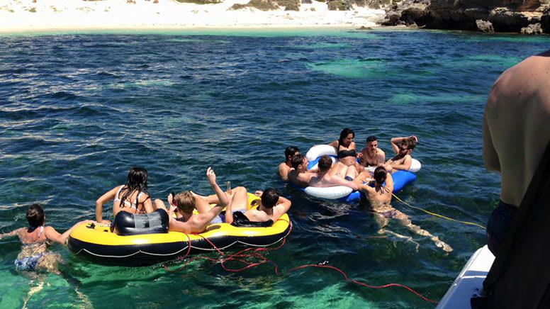 Snorkelling Tour, 4 Hours – Carnac Island, Fremantle