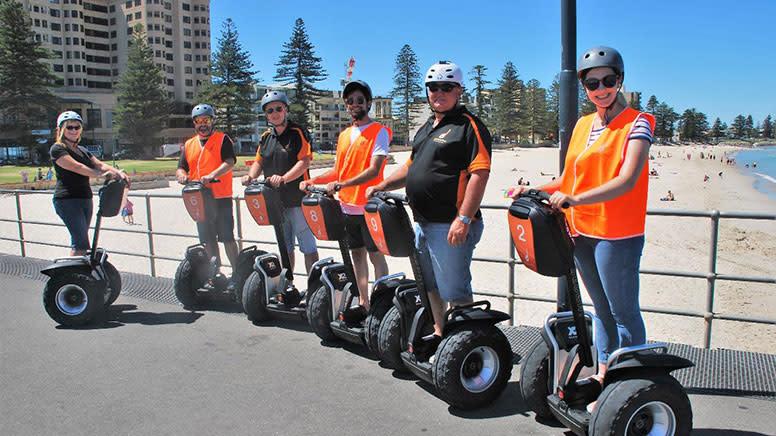 Segway Tour, 1 Hour – Glenelg Beach, Adelaide