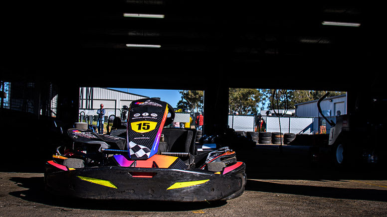 9HP Karting Experience, 30 Minutes – Eastern Creek, Sydney