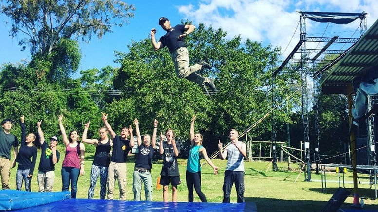Stunt Academy, Half Day - Gold Coast