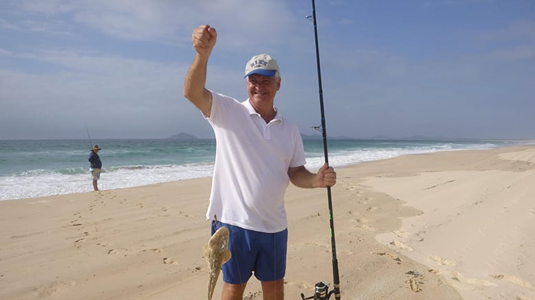 4WD Beach Adventure, Tag Along in Your Own Car - Port Stephens