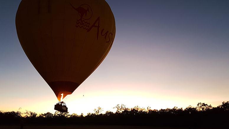 Hot Air Ballooning with Breakfast – Gold Coast Hinterland