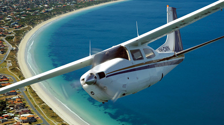Scenic Flight, 30 Minutes – Perth City – For 2