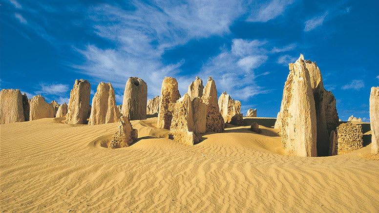 Scenic Flight Half Day Tour – Perth to Pinnacles Desert – For 2
