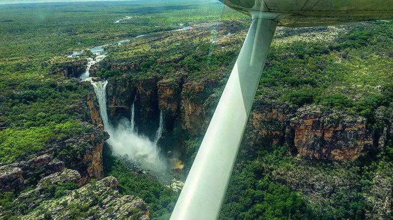 Kakadu National Park Scenic Flight & Water Cruise - Departs Darwin