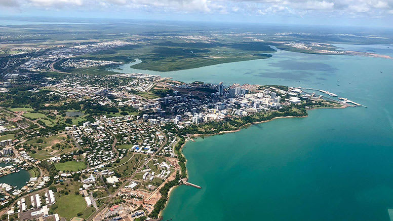Scenic Flight & Crab Claw Island Visit, Half Day – Darwin – For 2