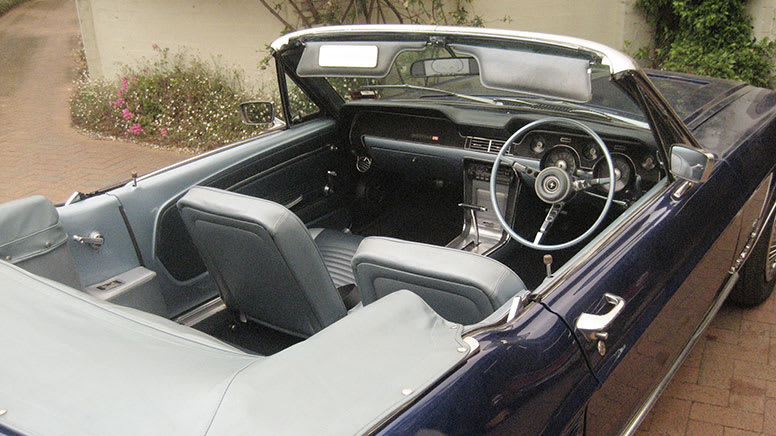 1967 Mustang GT350 Convertible Full Day Hire – Adelaide