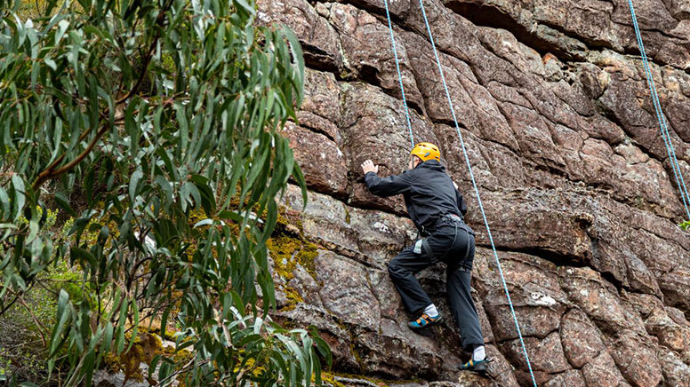 Rock Climbing Adventure, 3 Hours – Grampians, Victoria