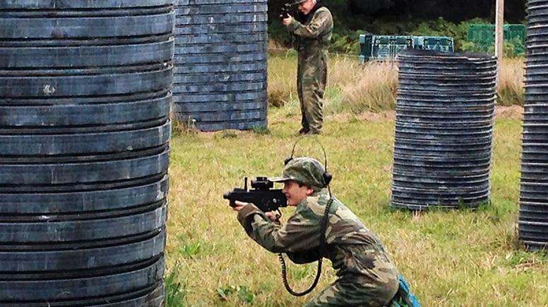 Laser Skirmish, 2.5 Hours - Melbourne