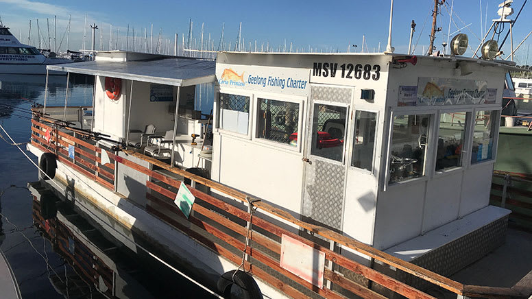 Fishing Charter, 4 Hours – Geelong, Melbourne